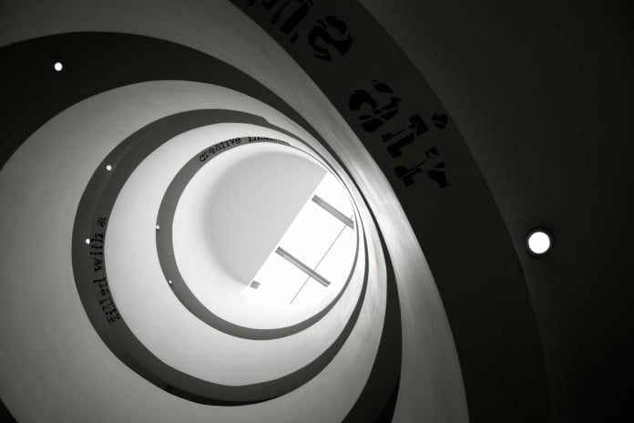 Transformation digitale by Jean-Baptiste Audrerie - Andaz Hôtel - London 2011 - Toute reproduction interdite.