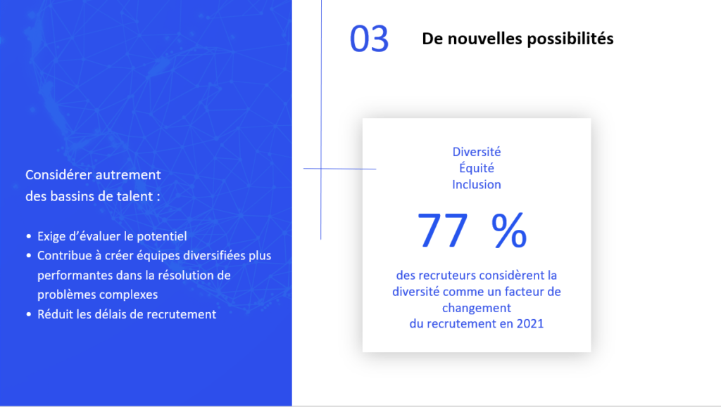 Accélérateur Recrutement Diversité des profils Webinaire Cerebra Blog FutursTalents Jean-Baptiste Audrerie